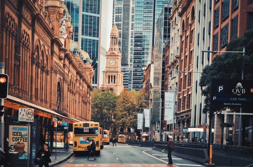 Town Hall - Sydney