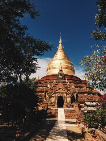 Bagan - Xứ sở Chùa Tháp