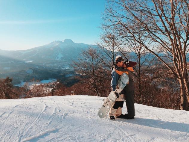 Nụ hôn trên đỉnh Madarao