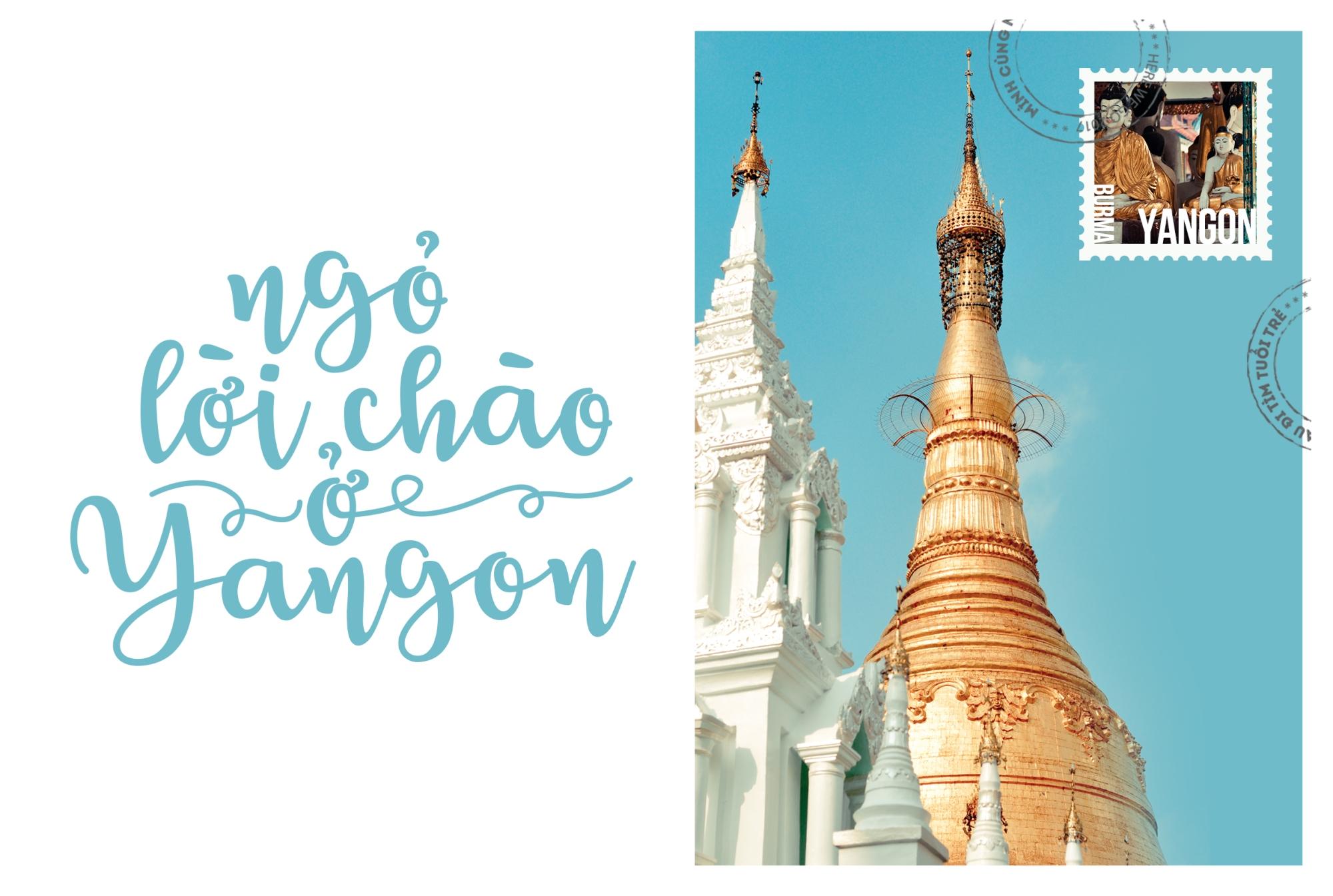 Ngo loi chao o Yangon 2